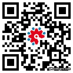 QR code with logo 20Tj0