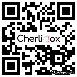 QR code with logo 20Xs0