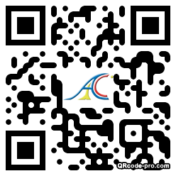 QR code with logo 20ZS0