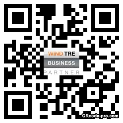 QR code with logo 20bh0