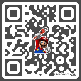 QR code with logo 20di0