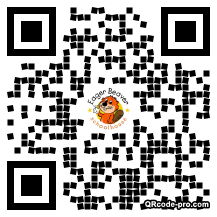 QR code with logo 20lO0