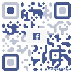 QR code with logo 20m80