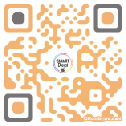 QR code with logo 20ms0