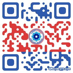 QR code with logo 20n40