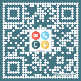 QR code with logo 20pa0