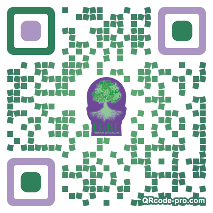 QR code with logo 20t40