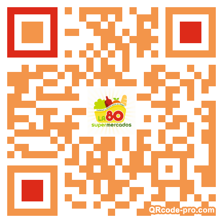 QR code with logo 20up0
