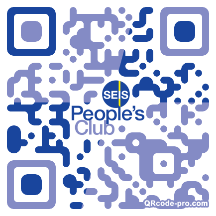 QR code with logo 20xr0
