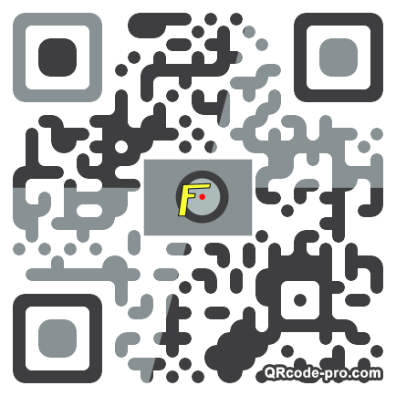 QR code with logo 20xv0