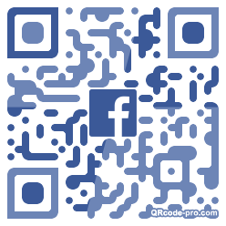 QR code with logo 20z60