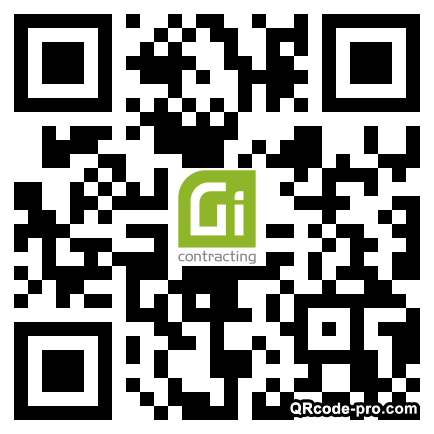 QR code with logo 211G0