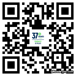 QR code with logo 211H0