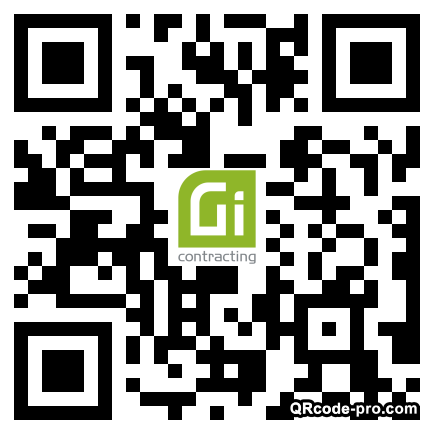 QR code with logo 211d0