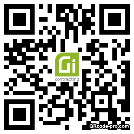 QR code with logo 211f0