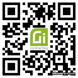 QR code with logo 211q0