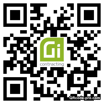QR code with logo 211w0