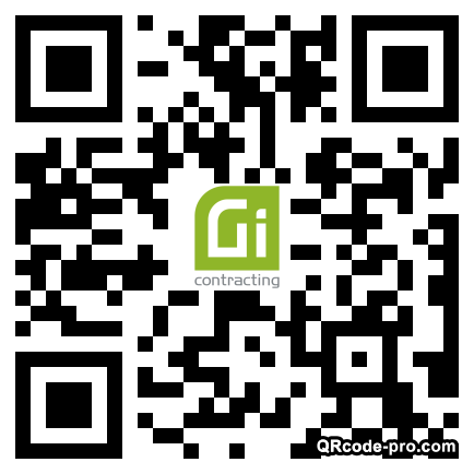 QR code with logo 211x0