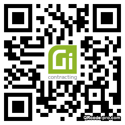QR code with logo 211z0