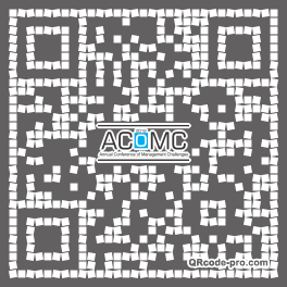 QR code with logo 215T0