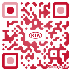 QR code with logo 216Z0
