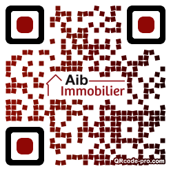 QR code with logo 217h0