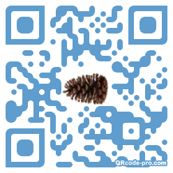 QR code with logo 219h0