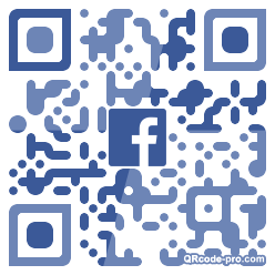 QR code with logo 21A20