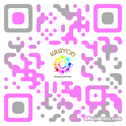 QR code with logo 21BC0