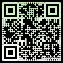 QR code with logo 21HO0