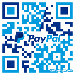 QR code with logo 21HY0