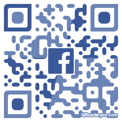 QR code with logo 21N10