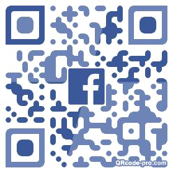 QR code with logo 21N10