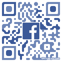 QR code with logo 21NX0
