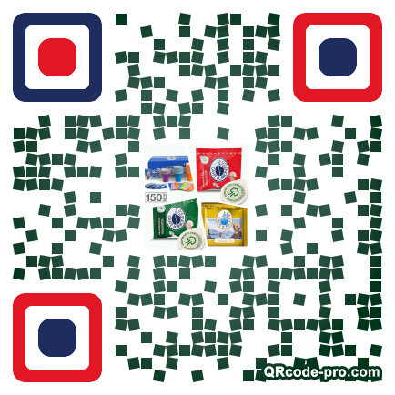 QR code with logo 21On0