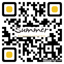 QR code with logo 21PY0