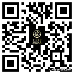 QR code with logo 21Qm0