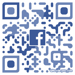 QR code with logo 21Rp0