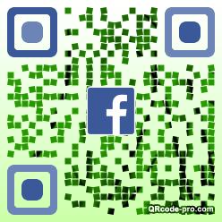 QR code with logo 21Se0