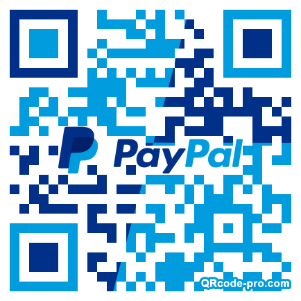 QR code with logo 21Tr0