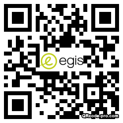 QR code with logo 21WG0