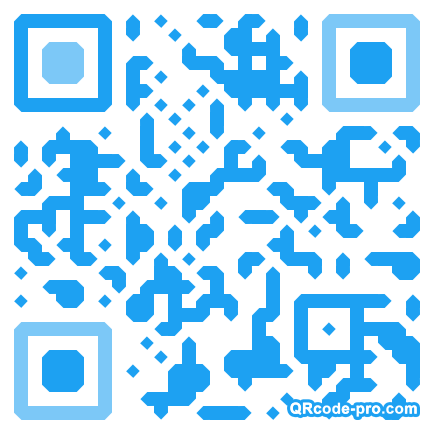 QR code with logo 21Wo0
