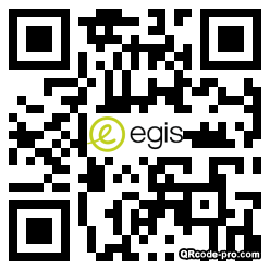 QR code with logo 21Xc0