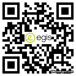 QR code with logo 21Xf0
