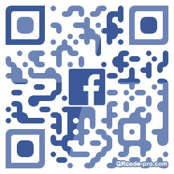 QR code with logo 21Z60