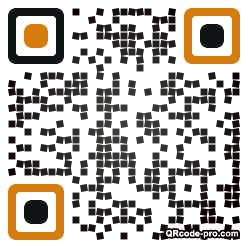 QR code with logo 21bH0