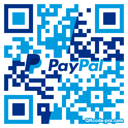 QR code with logo 21bR0