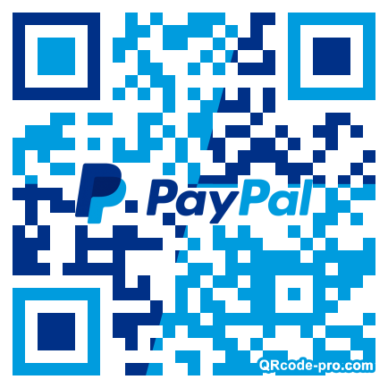 QR code with logo 21bW0
