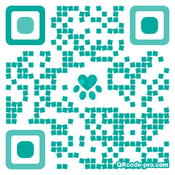 QR code with logo 21cP0