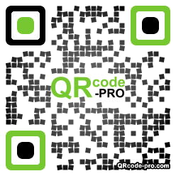 QR code with logo 21cj0